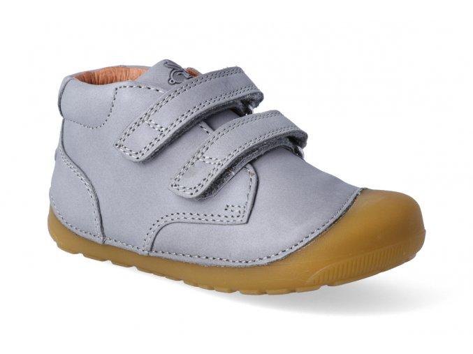 BArefoot kotnikove boty bundgaard petit Acier grey 3