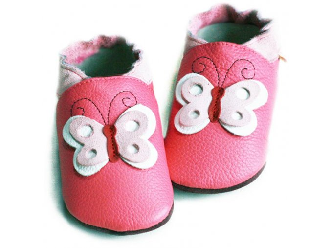 2136 liliputi soft baby shoes butterfly 61