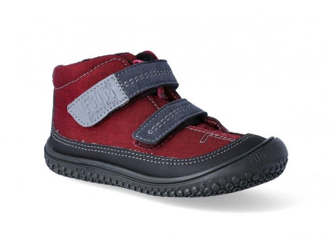 4578 3 filii barefoot vegan mamba tex fleece berry graphit m 4