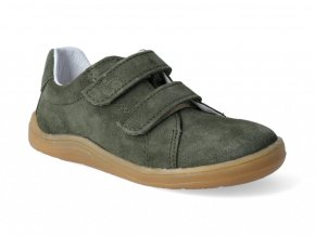 Barefoot tenisky Baby Bare - Febo Spring Army