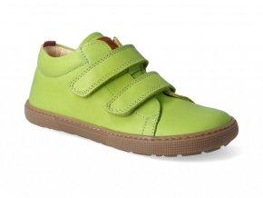 Barefoot tenisky KOEL4kids - Bernardo lime