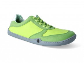 Barefoot tenisky bLIFESTYLE - SportSTYLE micro/textile green