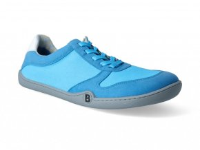 Barefoot tenisky bLIFESTYLE - SportSTYLE micro/textile sky