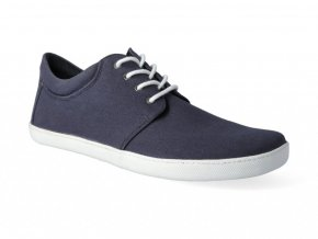 Barefoot tenisky Sole Runner - Metis Canvas Navyblue