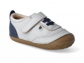 Barefoot tenisky Oldsoles - Caramba gris navy
