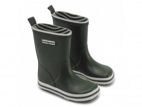 Barefoot gumáky Bundgaard - Army