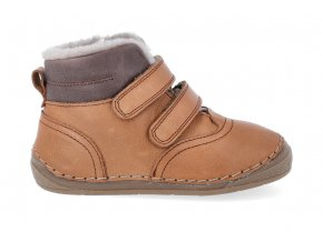 Zimná obuv Froddo - Flexible Sheepskin Brown+