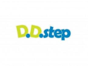 Barefoot zimná obuv D.D.step W073-688C červená
