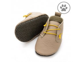 liliputi soft paws baby shoes urban latte 4272