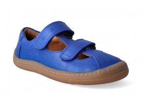 barefoot sandalky froddo bf electric blue 3