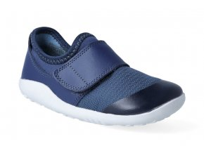 barefoot tenisky bobux dimension ii trainer navy 2