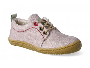barefoot tenisky filii soft way bio rose m 3