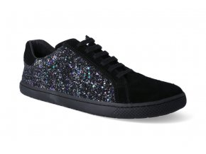 filii barefoot adult sneakers princess velours black 2