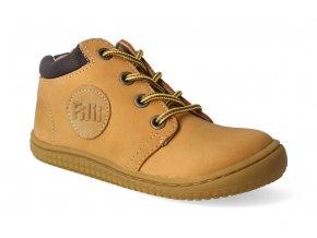 9143 1 barefoot kotnikova obuv gecko nubuk terra laces m 2