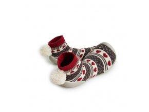 11171 831h chaussons chaussettes unik sweet chalet accessoire 514x451 2