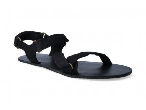 barefoot sandaly be lenka flexi black 3
