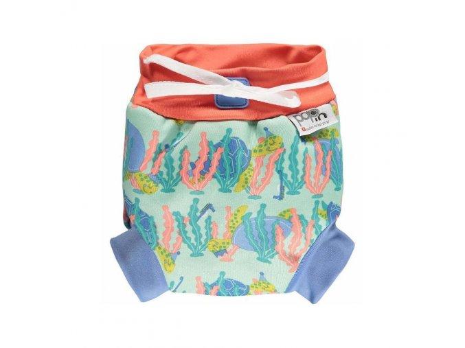 Plenkové plavky - Turtle, Pop-in