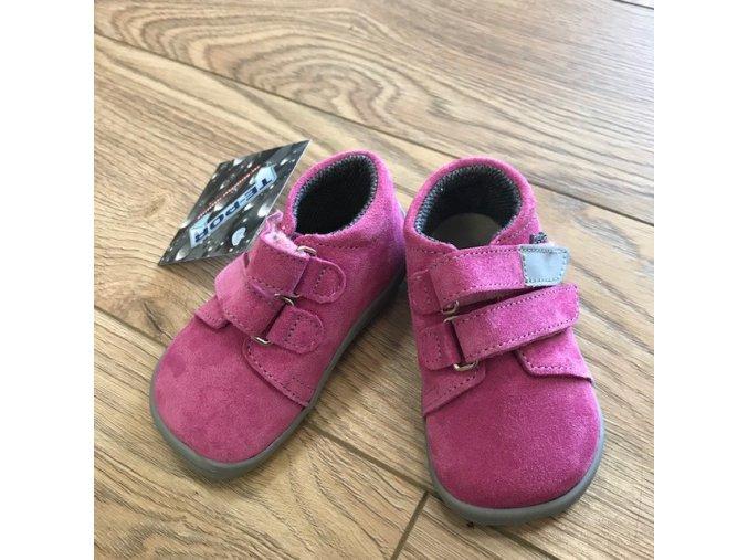 Celoroční boty s membránou - REBECCA (semiš), Boty Beda