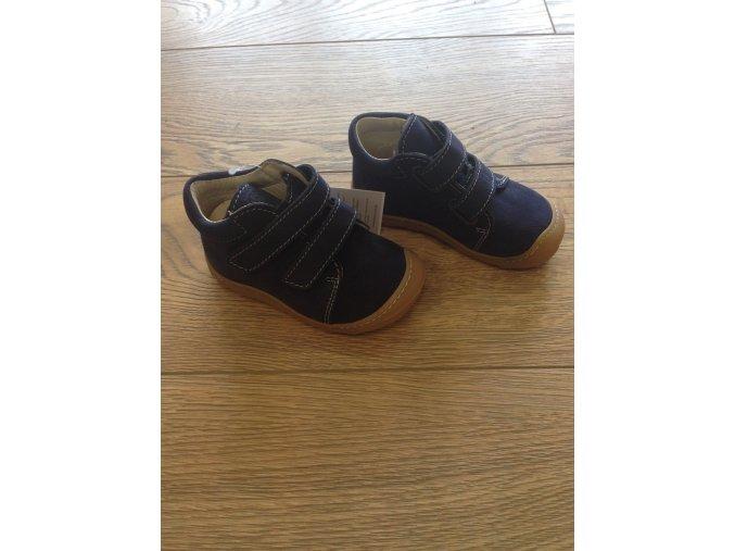 Celoroční kožené boty Chrisy see W, Ricosta Pepino