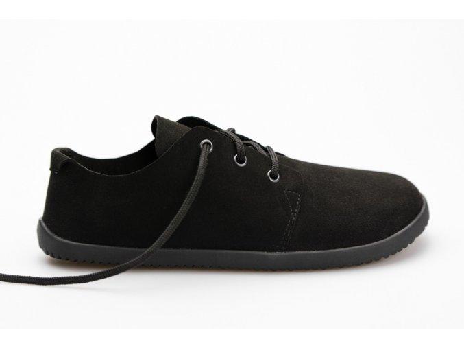 Bindu Bare Černá, Ahinsa shoes