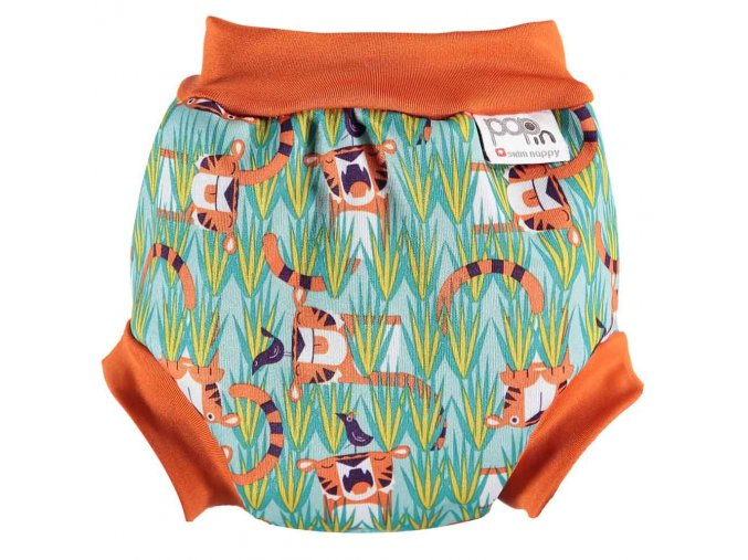 Plenkové plavky - Tiger, Pop-in