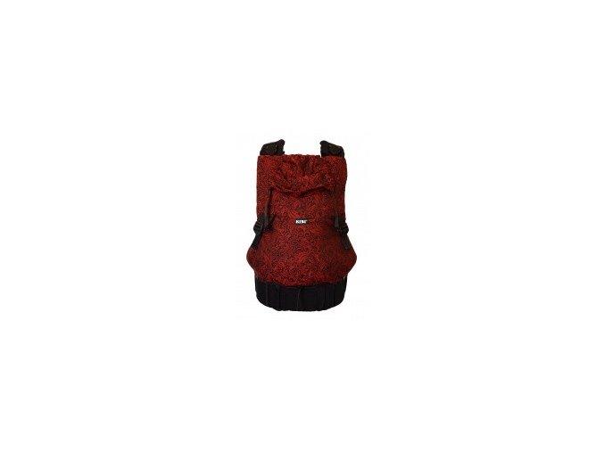 Nosítko Kibi EVO - Flora Red velvet