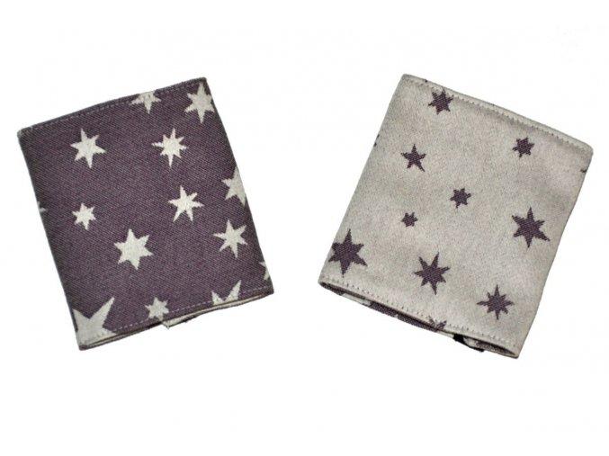 MoniLu Plum Stars - slintáčky
