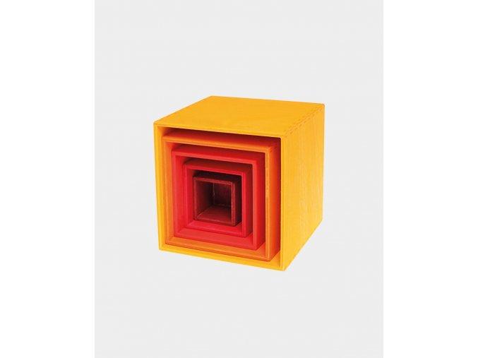 la colmena cubos colores amarillos grimms 01