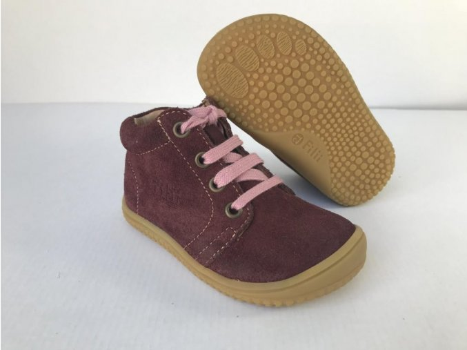 Gecko Laces Berry W, Filii barefoot