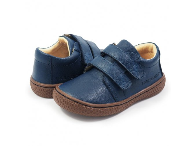 Hayes Navy Blue - Leather, Livie and Luca EU