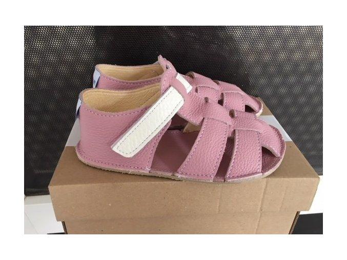 Baby Bare Shoes Candy - páskové sandále, Baby Bare Shoes