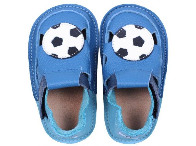 Sandálky Football - podrážka 2 mm, Tikki shoes