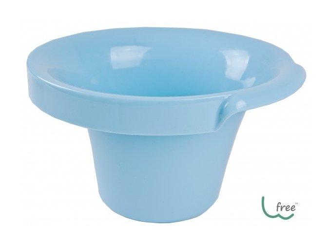 Nočník pro bezplenkovou metodu W-free - modrý, Popolini