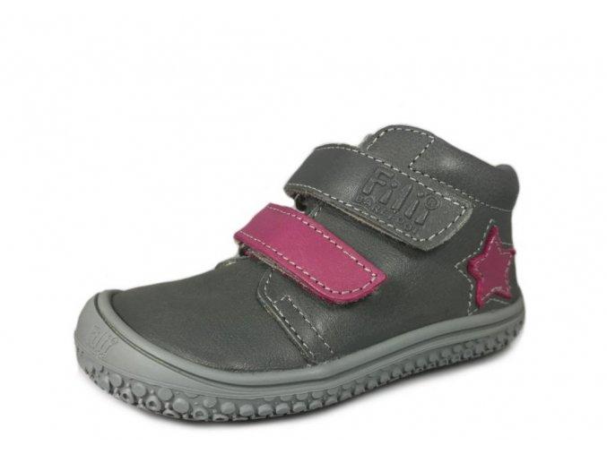 Grey/Pink - M, Filii barefoot