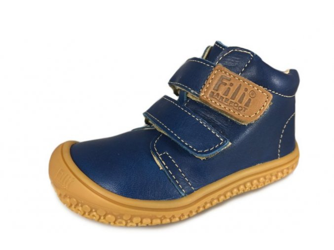 Blue - M, Filii barefoot
