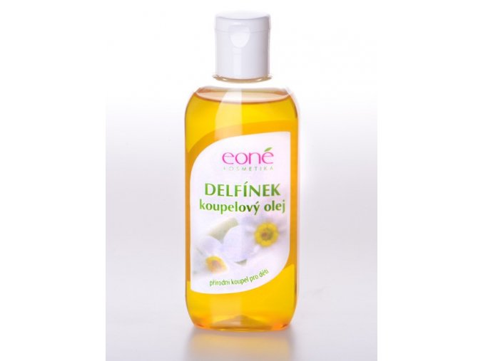 DELFÍNEK - Dětský koupelový olej 100 ml, Eoné