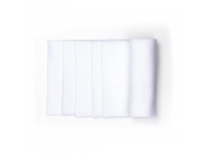 Separační plenky flísové - sada 5 ks, Bamboolik