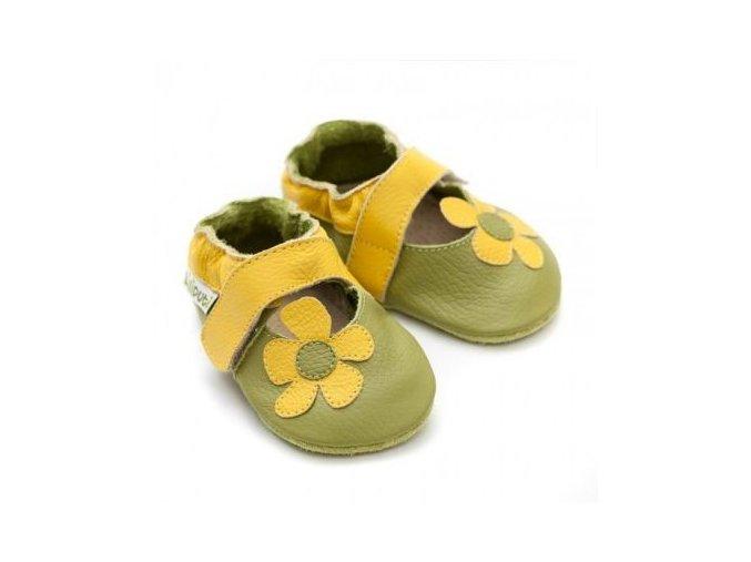 Sandále Liliputi - Kalahari green, Liliputi®