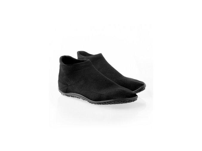Leguano sneaker - černé, Leguano