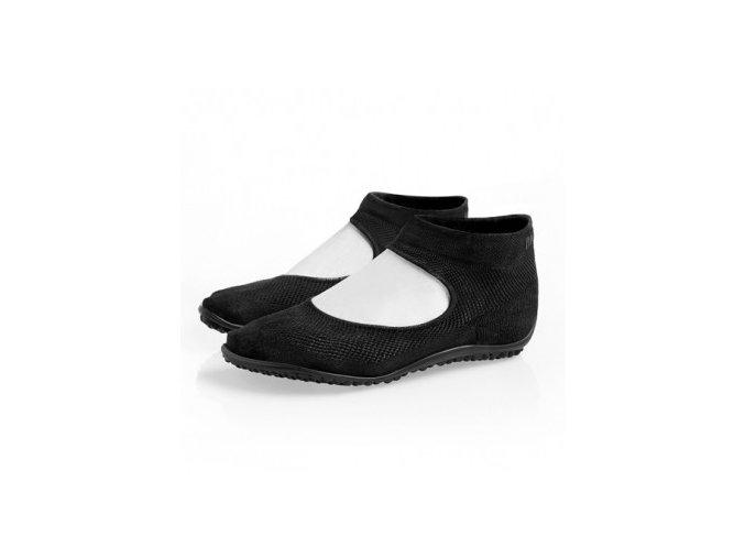Leguano ballerina - černé, Leguano