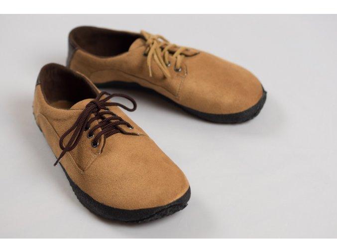 Semišová (Sundara), Ahinsa shoes