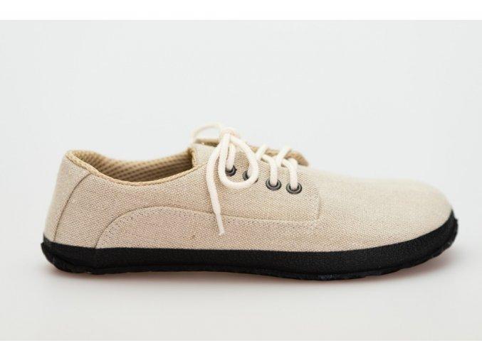 Sundara Bare Lněná AirNet®, Ahinsa shoes