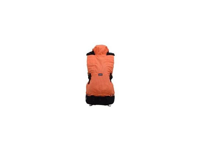 Nosítko KiBi - oranžové pruhy