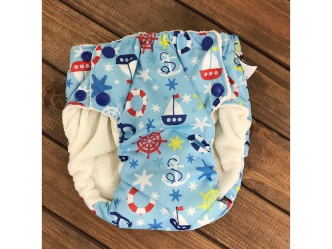 Tréninkové kalhotky PAT - Dobrodružství na moři, Anavy