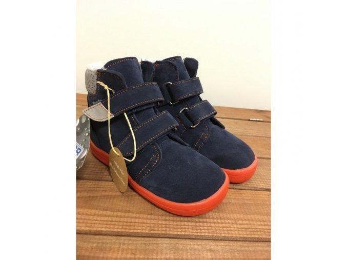 zimni kozena s membranou blue mandarine boty beda 2