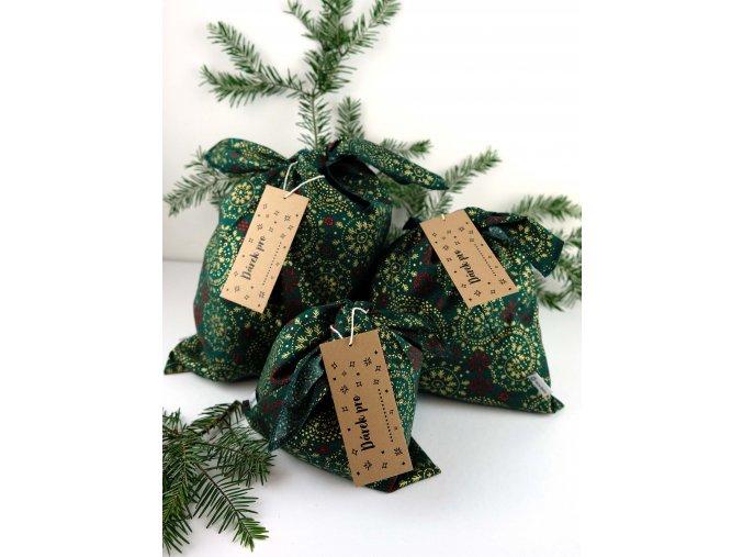 Bento taška dárková - vánoční, Nice Belly