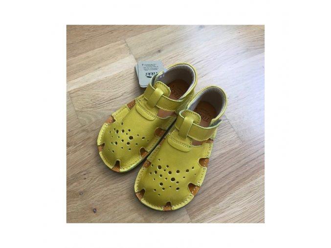 barefoot sandalky aranya lemon tikki shoes