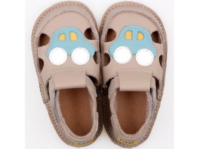 sandalky grey car podrazka 2 mm tikki shoes