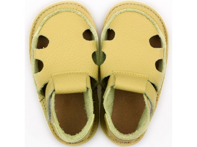 sandalky lime podrazka 2 mm tikki shoes