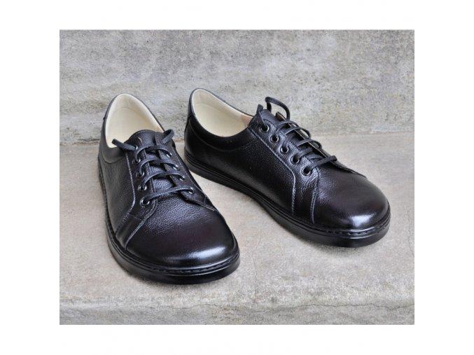 kozena barefoot obuv peerko 20 classic black